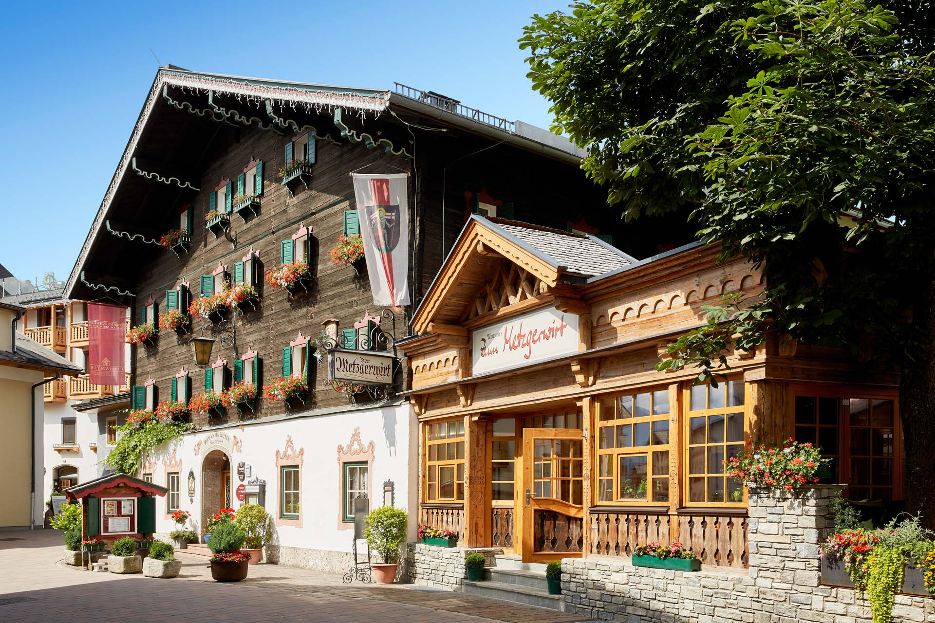 Photo gallery 4 romantikhotel zell am see for Romantik hotel