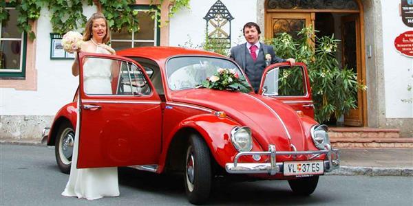 Nostalgiefahrt mit VW-Käfer Tagestour