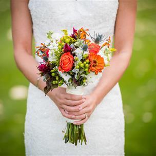 Hochzeits-Anfrage