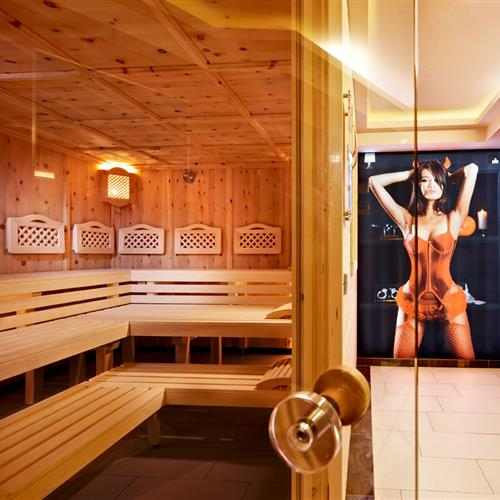 Emotion Spa - Sauna