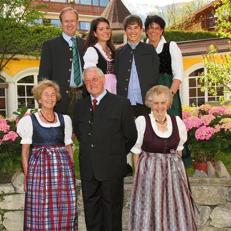 Familie Hörl - Gastgeber in vier Generationen