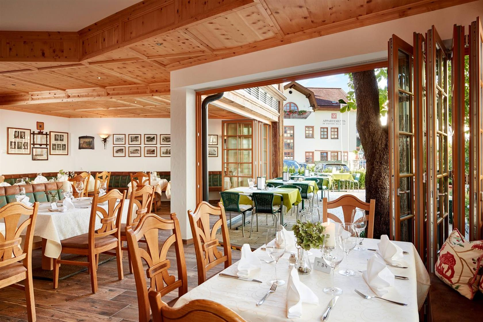 Zell Am See Restaurant