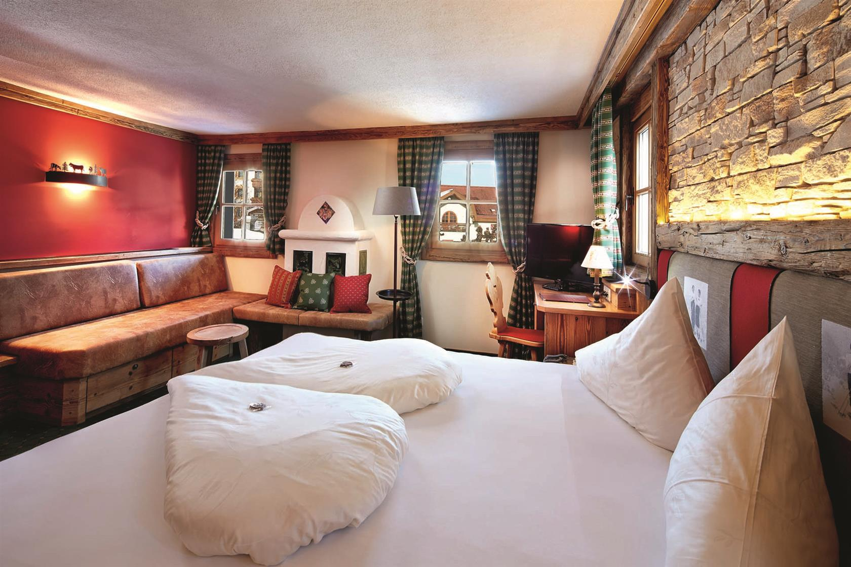 Romantic hotel in zell am see 4 romantikhotel for Designhotel zell am see