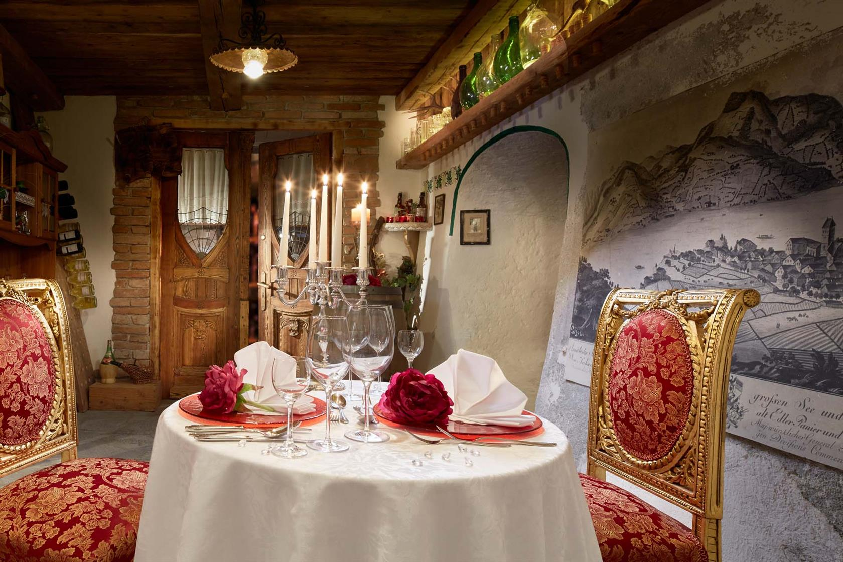 restaurant in zell am see romantikhotel sterreich. Black Bedroom Furniture Sets. Home Design Ideas