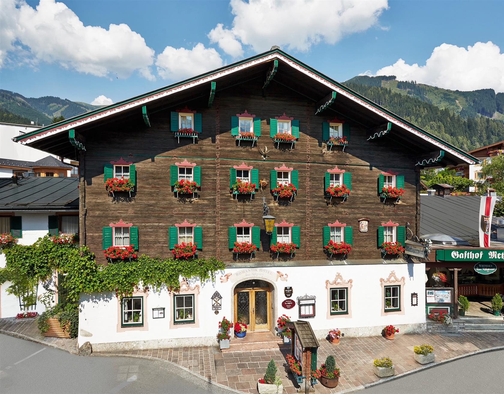 The 4 Romantikhotel In Zell Am See