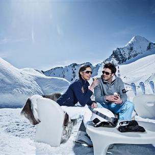 Kitzsteinhorn Glacier Skiing