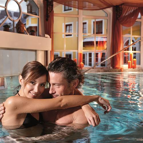 Indoor Pool (Couple)