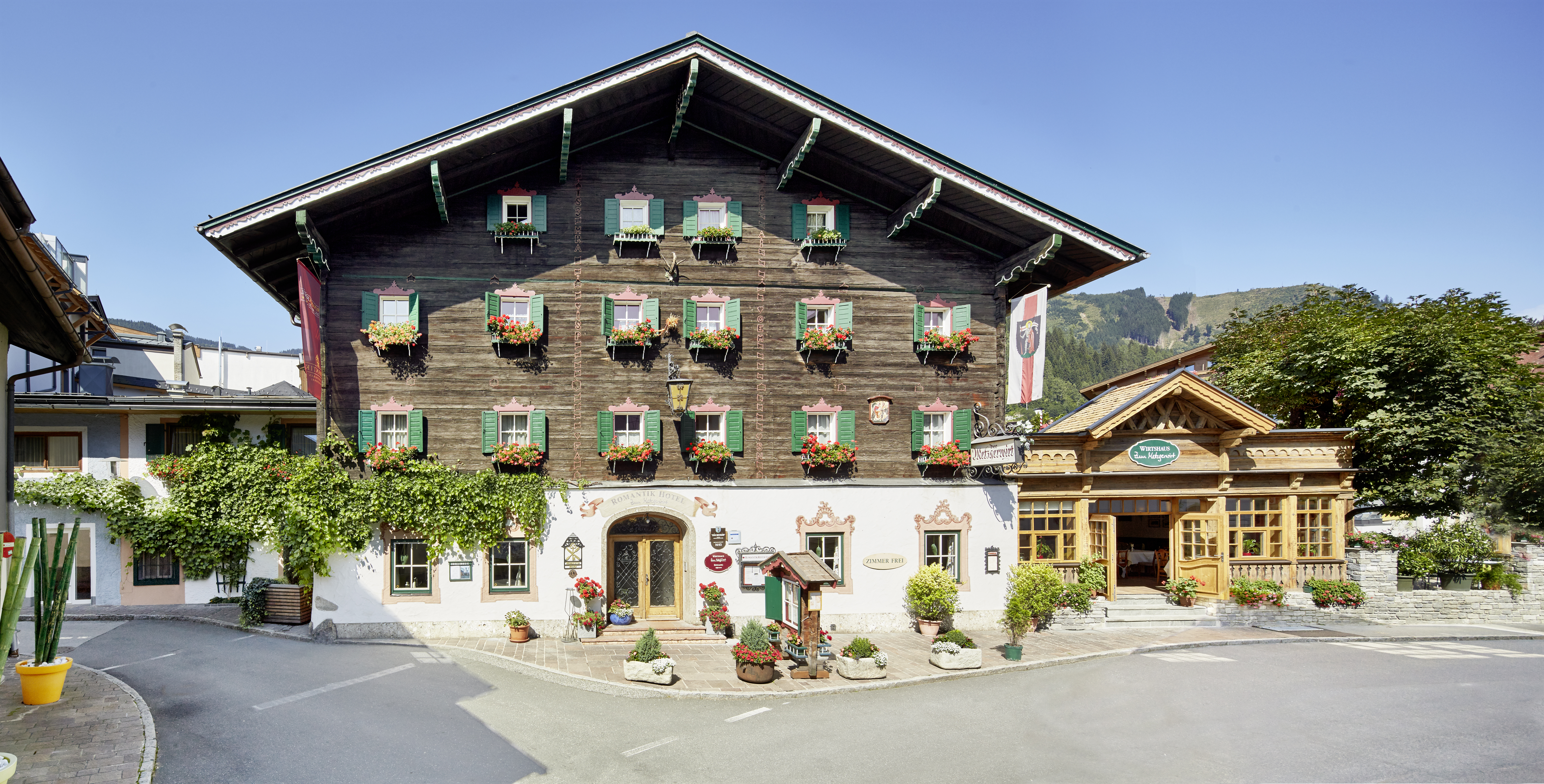 Press Photos From The 4 Romantikhotel Zell Am See